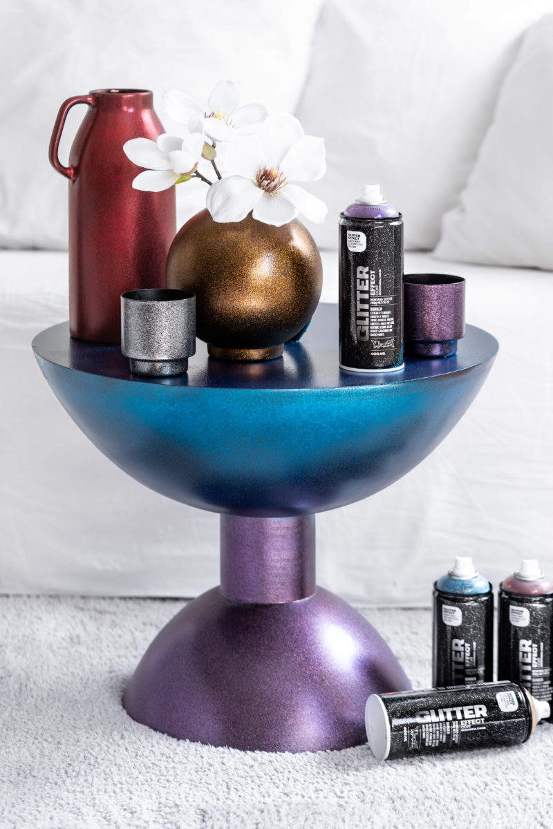 Goede The new Montana GLITTER colors – Giving home wares some Glitter GB-47